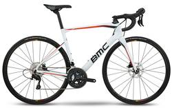 Rent a BMC Roadmachine 02 THREE TWO at our Pro Store in Can Picafort / Mallorca