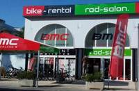 Hire a Roadbike from Radsalon BMC Pro Rent Mallorca