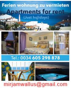 Apartment Rental Mallorca