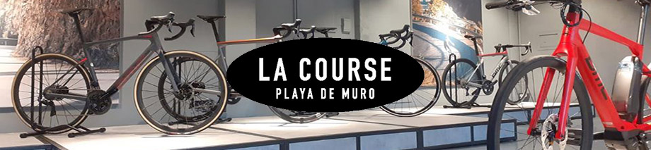 LA COURSE - Your new Bike Shopping Experience in Mallorca with VIP Store all inclusive