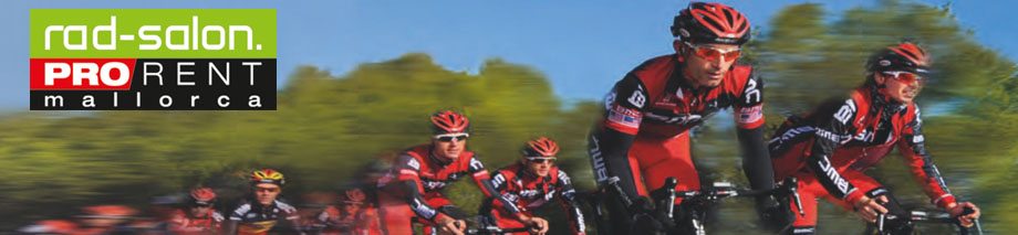 Rad-Salon BMC Pro Rent Mallorca - Onlineshop with Roadbike Special Offers
